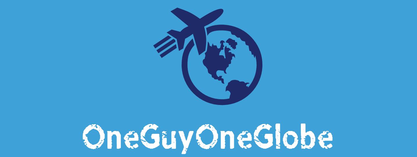 One Guy One Globe